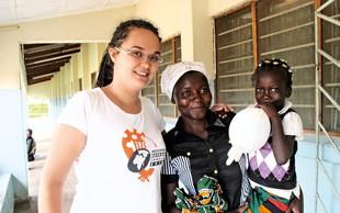 Nenavadne zgodbe: Mojca Kozinc, mlada zdravnica, ki je obiskala že lep del Afrike in Mehiko