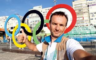 Aleš Fevžer: Edini, ki je bil vedno zraven na olimpijskih igrah