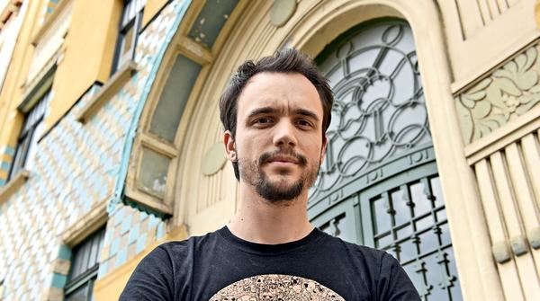 Luka Marčetič: Filmar, ki je začel z videoigrami