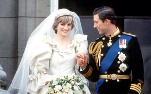 Princ Charles in Camilla poniževala lady Diano