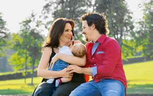 Alenka Gotar: Mali Nikolas je njuna sreča