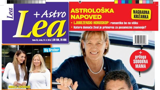 Nova Lea podrobneje o najglasnejšem navijaču Vasilija Žbogarja