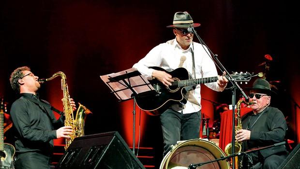 Vlado Kreslin: Ko začneš delati slabe koncerte, te publika upokoji (foto: Miha Golar)