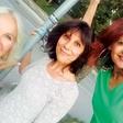 Simona Vodopivec, Alenka Godec in Damjana Golavšek: Prijateljice že 30 let