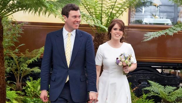 Princesa Eugenie: Govorice o poroki neresnične (foto: Profimedia)