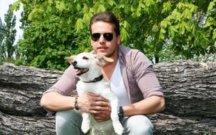 Tim Kores: Komaj je rešil psičko