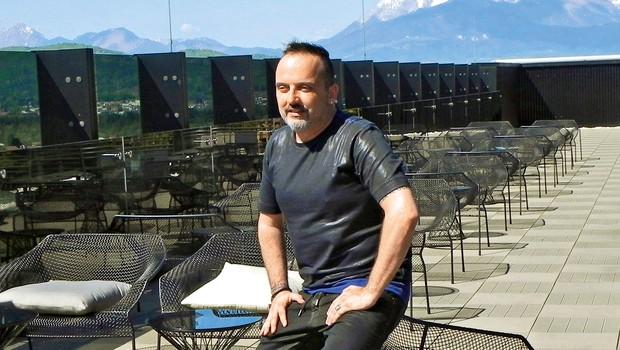 Tony Cetinski: Hrvat s slovenskimi koreninami (foto: Denis Pakič)
