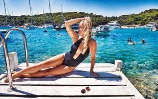 Katarina Benček: Vroče poletje seksi Katarine