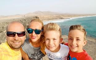 Natka Geržina: Čisto navadna družina
