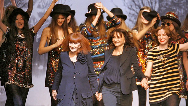 Sonia Rykiel: V modnem svetu je pustila svoj pečat (foto: Profimedia)