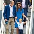 Princ William in vojvodinja Kate: Službeno bosta obiskala Kanado