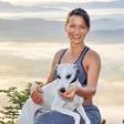 Betka Štuhel: Z malim hrtom vsak dan na Šmarno goro