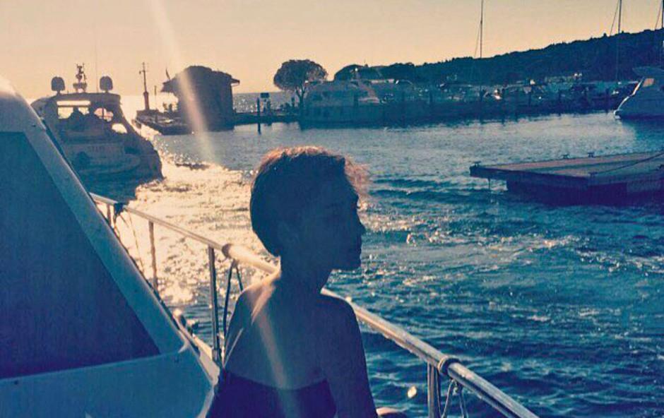 Zala Đurić Ribič: Pestro poletje (foto: osebni arhiv)