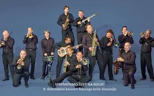 9. dobrodelni koncert Rdečega križa Slovenije
