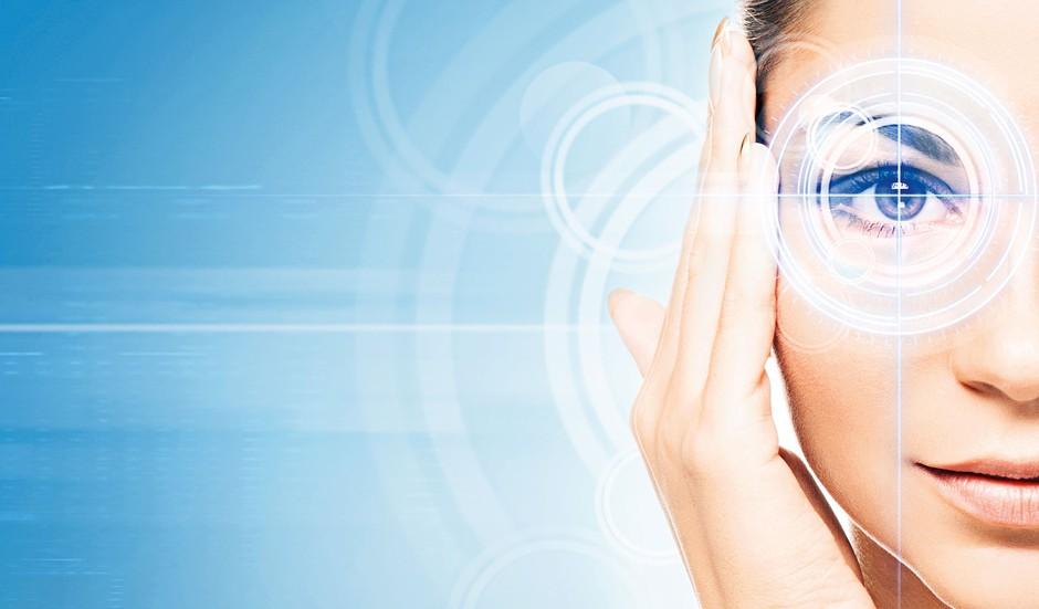 Laserska odprava dioptrije - ena skrb manj! (foto: Shutterstock)