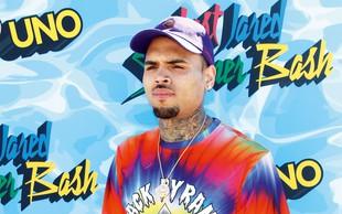 Chris Brown: Grozil ji je s pištolo?