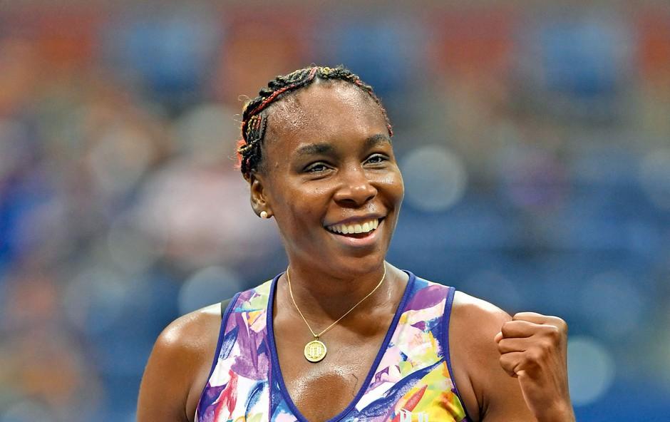 Venus Williams: Ko ne igra tenisa, ustvarja športna oblačila (foto: Profimedia)