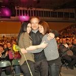 Na koncertu ga je podprlo ogromno ljudi. (foto: Primož Predalič, Goran Antley, Sašo Radej, Aljoša Kravanja/POP TV)