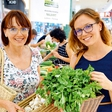 Tina in Metka (Vrtičkanje): Podpirata lokalno kmetijstvo!