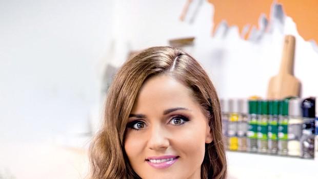 Katarina Mala,  pevka in igralka (foto: Arhiv Planet tv)