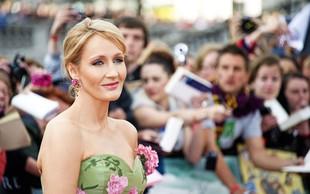 JK Rowling: Vse se je zgodilo na železniški postaji