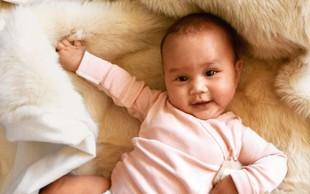 Chrissy Teigen in John Legend: Mala Luna obožuje očkovo glasbo