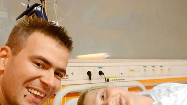 Taj je nova velika sreča mamice Anite Kadenšek (foto: osebni arhiv)