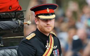 Bo princ Harry sploh kdaj nosil poročni prstan?
