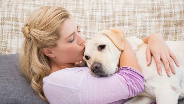 Pogovor s psom je znak inteligence! (foto: Profimedia)
