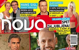 Peter Poles zida in gradi v ljubljanskem Trnovem, piše nova Nova!