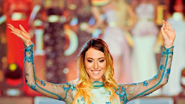O Sandri Zulić, ki je postala Miss Nove (foto: Grega Eržen)