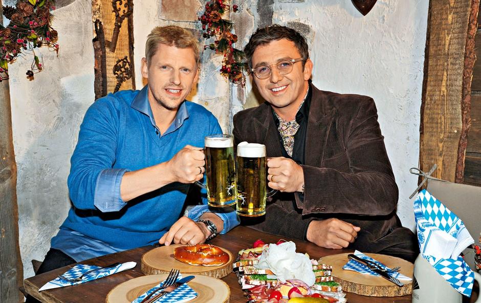 Hans Sigl: Rad obišče Oktoberfest (foto: Getty images)