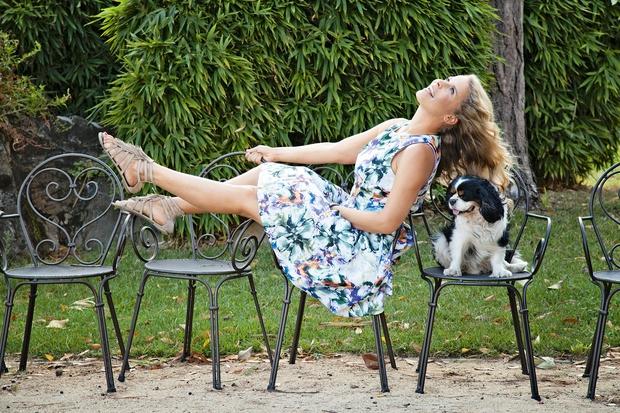 Anika Horvat: »Samo plesat me peljite!« (foto: Aleksandra Saša Prelesnik)