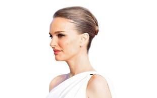 Natalie Portman: Nosečnost razkrila na rdeči preprogi