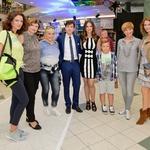 Osvajanje modnih trendov s Tilnom Artačem (foto: Europark)