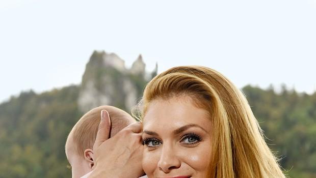 Manca Špik: Lana je njena največja oboževalka (foto: Igor Zaplatil)