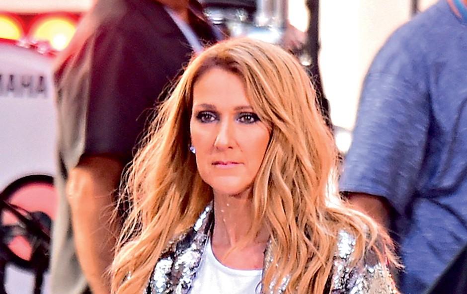 Celine Dion: Spet rak v družini (foto: Profimedia)