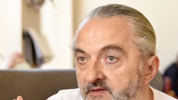 """Milan Gačanovič: """"Sem na vrhuncu ustvarjanja"""" (foto: Igor Zaplatil)"""
