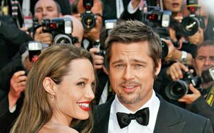 Brad Pitt in Angelina Jolie: Konec filmske pravljice