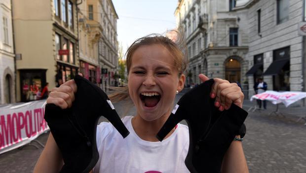 Fotogalerija z 10. Cosmopolitanovega teka v petkah (foto: Igor Zaplatil)