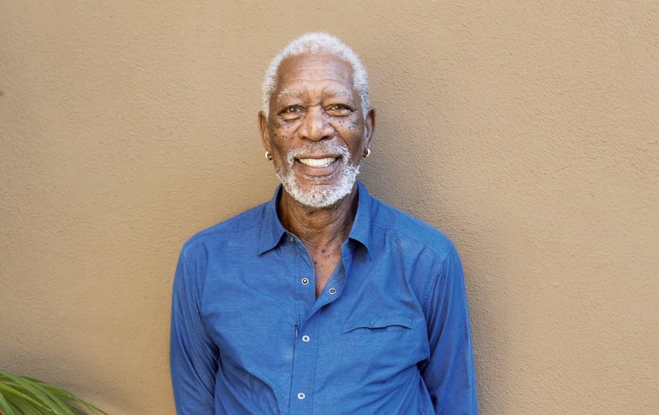 Morgan Freeman: obtožuje Monsanto za poboj čebel po svetu (foto: Profimedia)