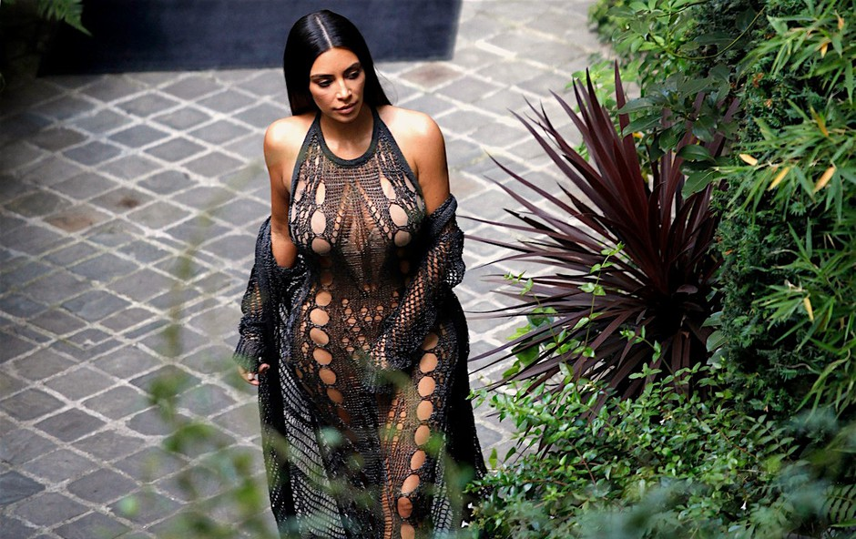 Kim Kardashian so grozili s pištolo! (foto: Profimedia)