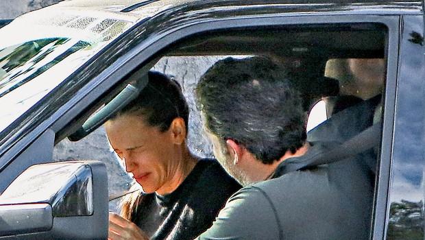 Jennifer Garner in Ben Affleck: Spravil jo je v jok! (foto: Profimedia)