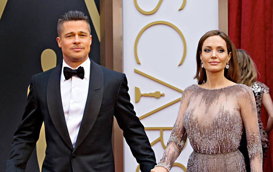 Brad Pitt in Angelina Jolie: Ločitev, ki je šokirala svet (foto: Profimedia)