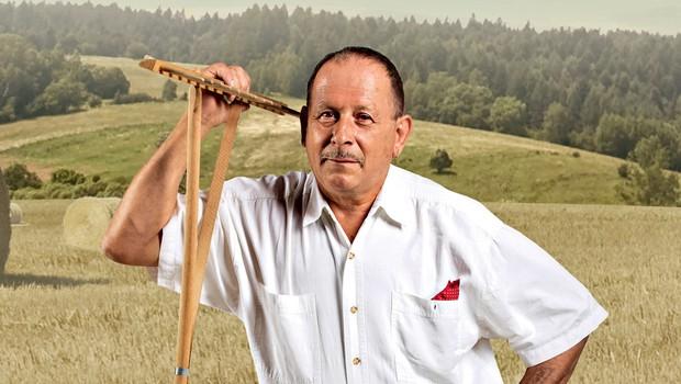 Franc (Kmetija: Nov začetek): Dolgove je poplačal (foto: planet tv)