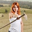 Helena Kveder (Kmetija: Nov začetek): Hudo vnetje rodil