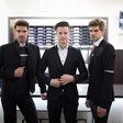 Na pohodu drzna moška poslovna oblačila iz ekoloških tkanin
