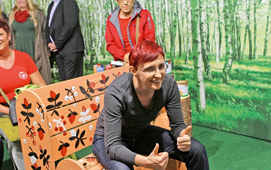 Lucija Ćirović: Omejitev pri humorju ne sme biti (foto: Goran Antley)