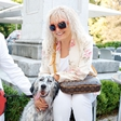 Irena Polanec je velika ljubiteljica  živali