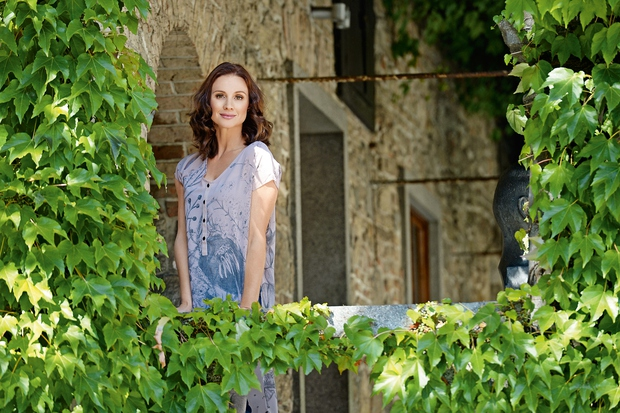 Iva Krajnc Bagola: »Zelo sem začela ceniti čas« (foto: Primož Predalič)